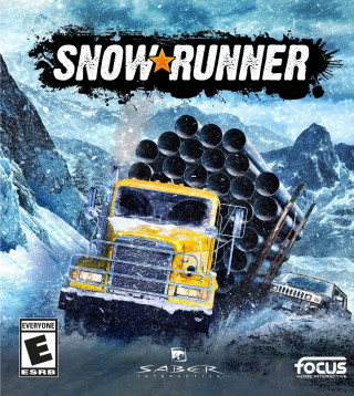 Постер SnowRunner